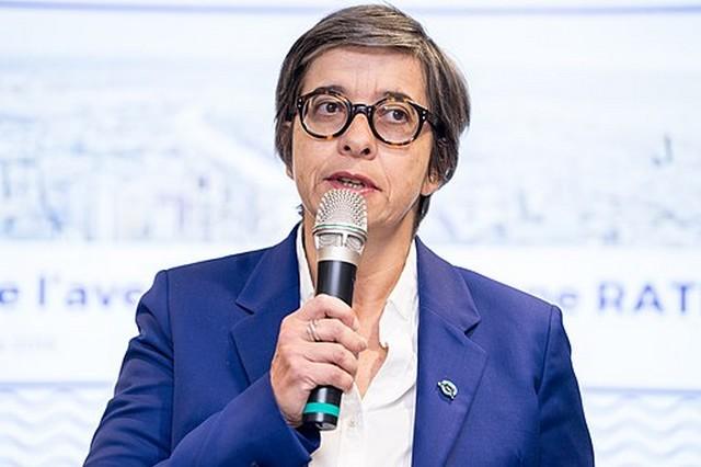 Catherine Guillouard - présidente RATP