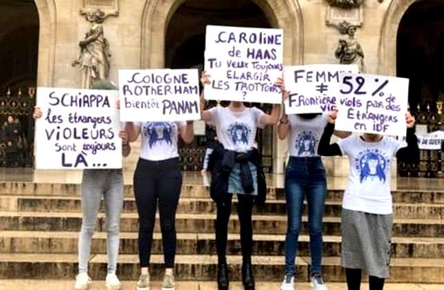 Contre-féministes novembre 2019
