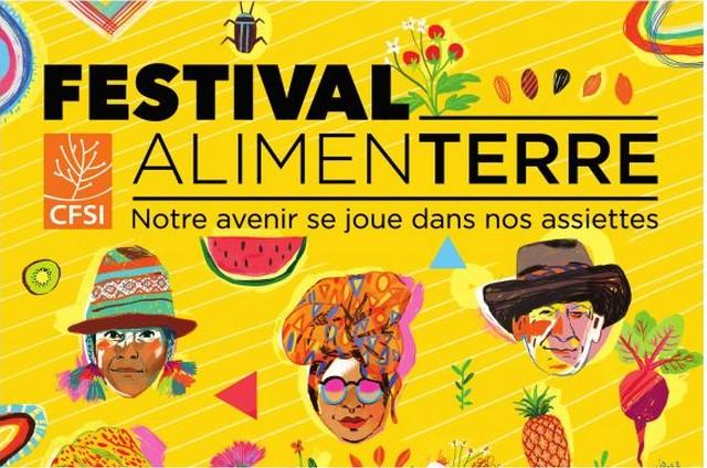 Festival AlimenTerre novembre 2019