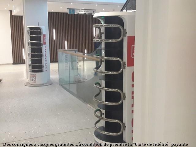 Galerie Cap 3000-2