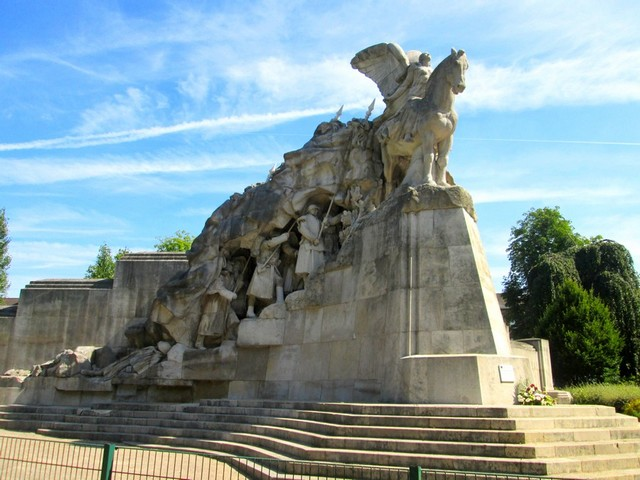 Monument morts Tourcoing