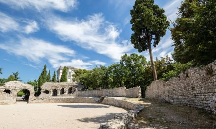 Les réalisations romaines dans les Alpes Maritimes