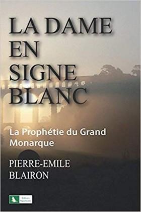 Pierre-Émile Blairon - Dame signe blanc