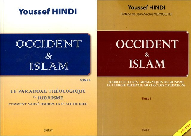 Youssef Hindi Occident Islam