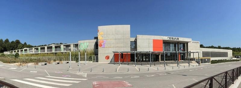 Collège César - Roquefort-les-Pins