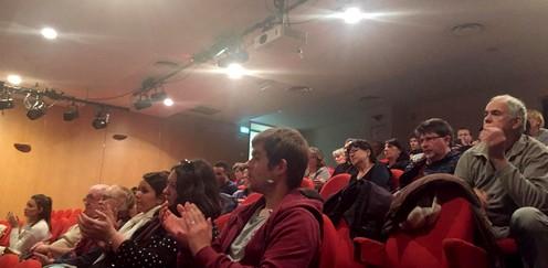 Festival AlimenTerre - Nice - 30 novembre 2019 - salle