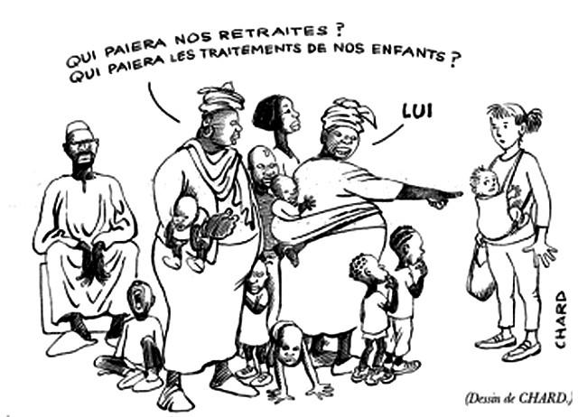 Retraite - Immigration