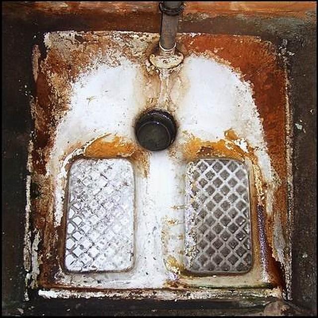 Toilettes à la turque
