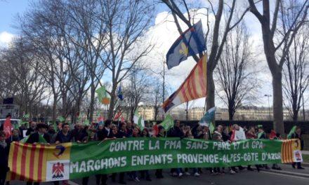 Loi bioéthique: Nice et la Provence très présentes à Paris le 19 janvier 2020
