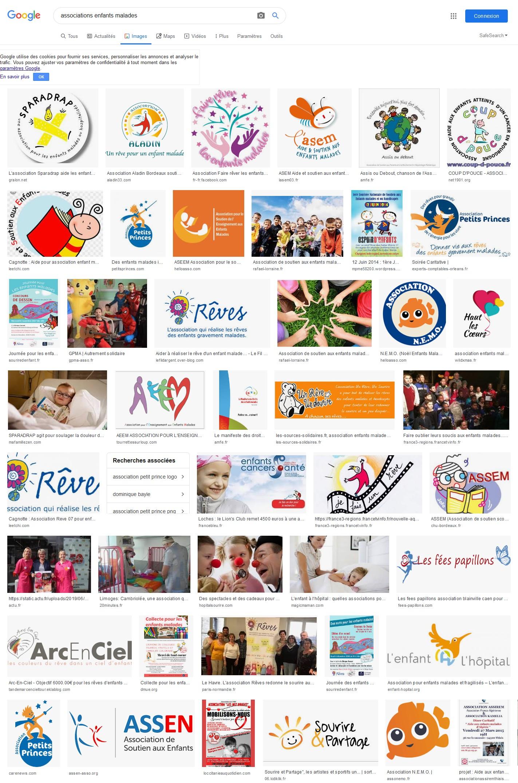 Associations enfants malades - Recherche Google