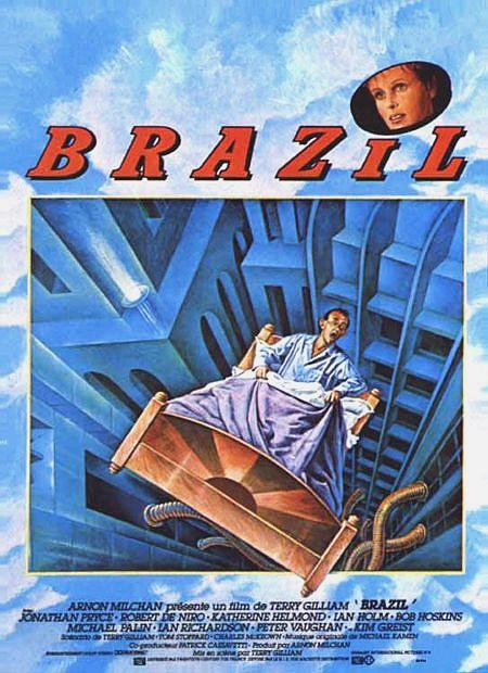 Brazil - film - Terry Gilliam