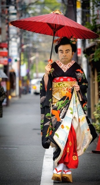 Carlos Ghosn - Évasion Japon