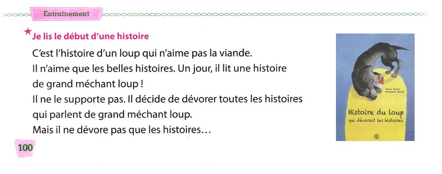 Chut-Je lis-CP- Loup herbivore