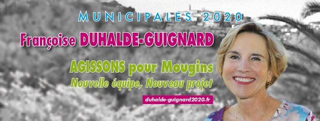 Françoise Duhalde-Guignard - Mougins