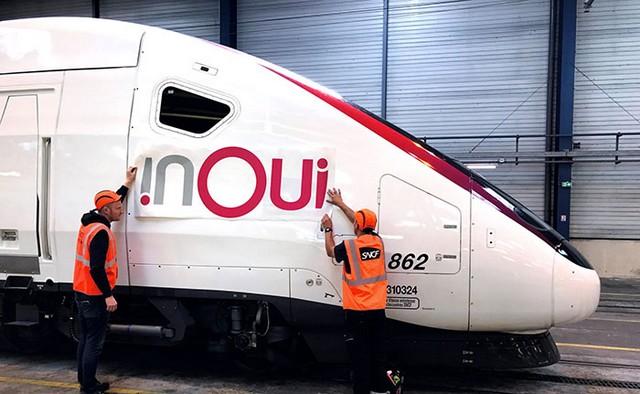SNCF TGV inoui