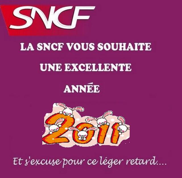 Voeux-SNCF- 2011 Retard