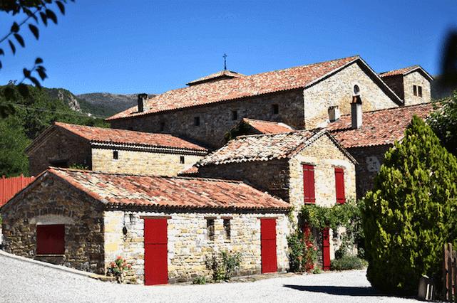 Abbaye Rosans