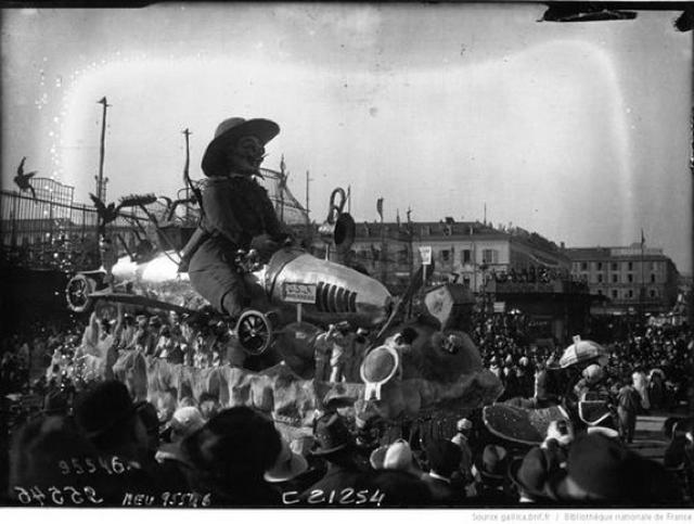 Carnaval Nice - Vintage