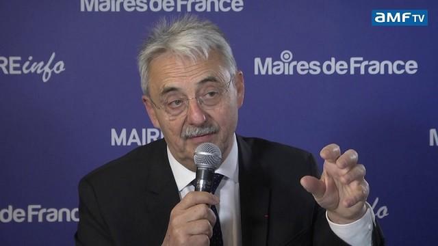 Louis Nègre - maire de Cagnes-sur-Mer
