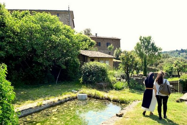 Monastère Cabanoule - Vue extérieure