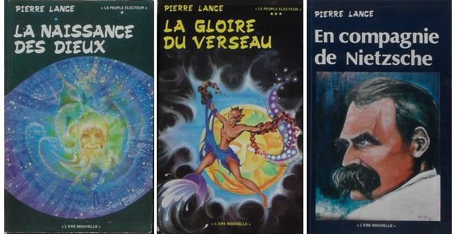 Pierre Lance livres
