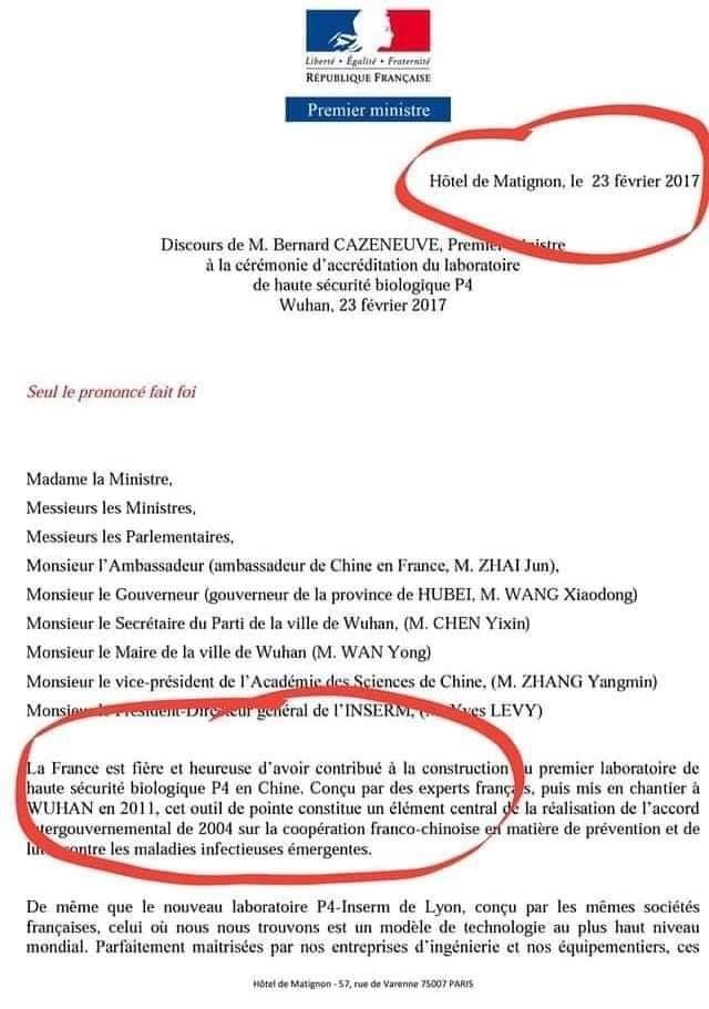 CORONAVIRUS : On ne nous dit pas tout ! Premier-ministre-Labo-Wuhan