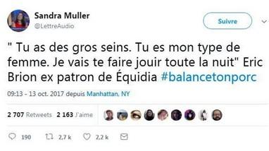 Sandra Muller - balancetonporc