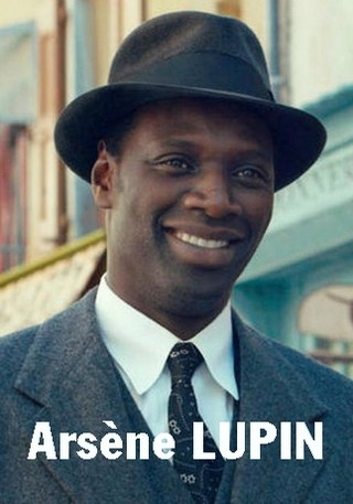 Arsène Lupin - Omar Sy
