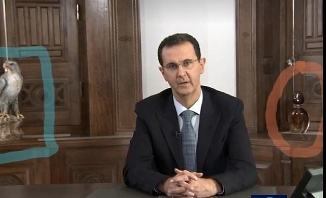 Bachar Al-Assad - Président Syrie