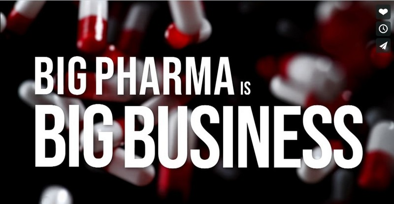 Big pharma is big business