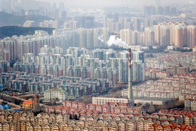 Chine - pollution - urbanisation