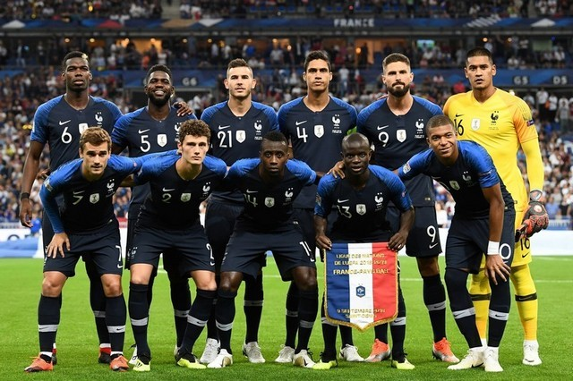 Football - Équipe France 2019
