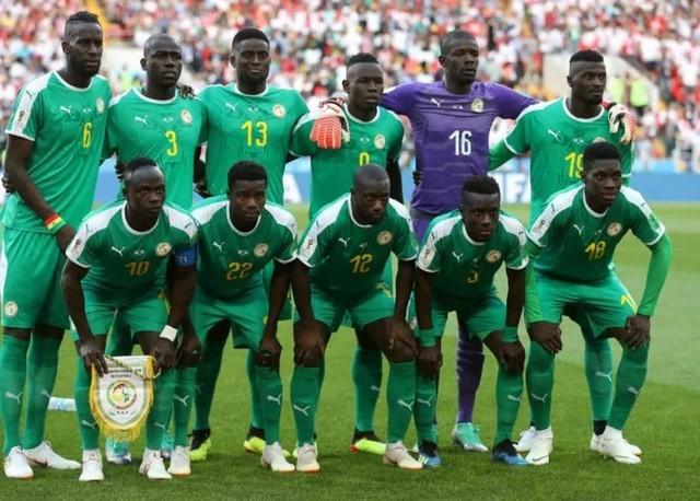 Football - Équipe Sénégal 2019
