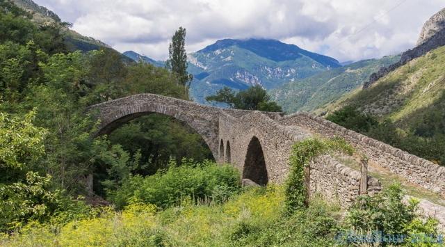 La Brigue - Pont au coq
