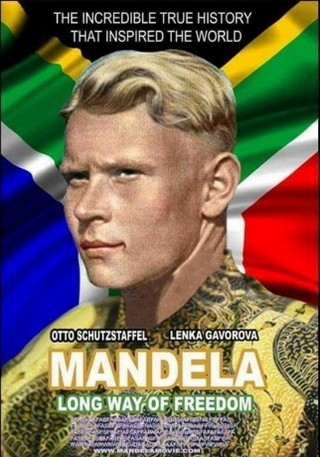 Mandela - acteur blond