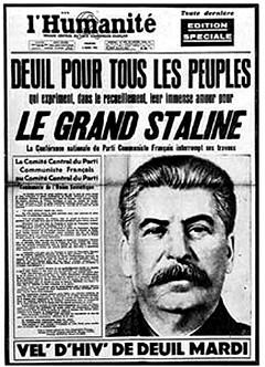 Mort Staline - Humanité.2