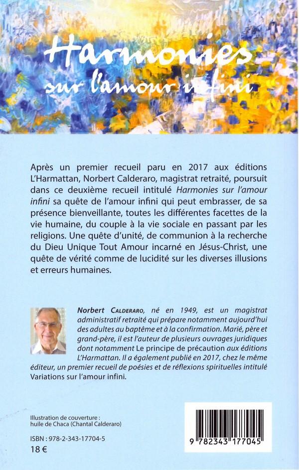 Norbert Calderaro - Variations sur l'amour infini