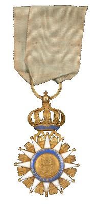 Ordre impérial chevalier couronne