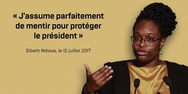 Sybeth Ndaye - gaffes