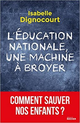Éducation nationale - Machine à broyer