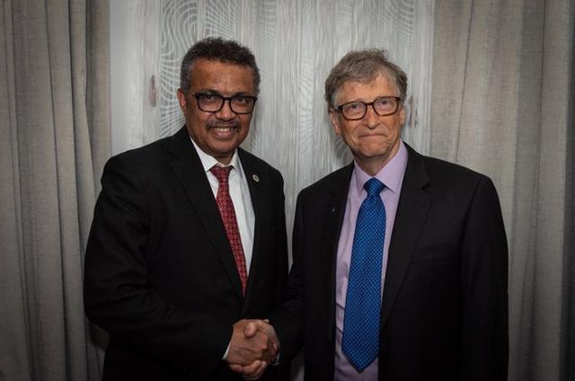 ALERTE du  Dr Schmitz    URGENT !!! Bill-Gates-Tedros-Adhanom-Gebreyesus-OMS