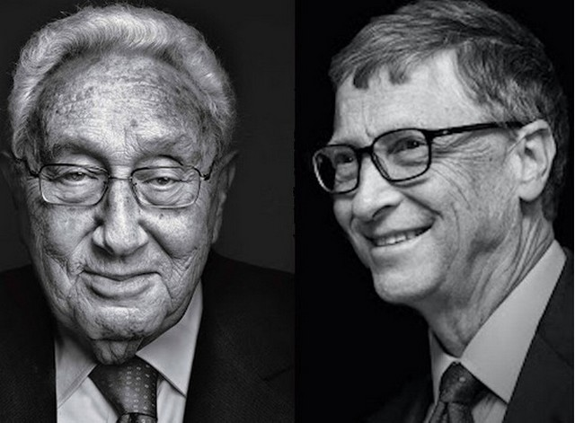 Heny Kissinger - Bill Gates