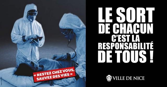 Ville Nice - Campagne restez chez vous.2
