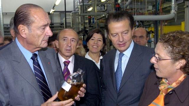 Chirac - Perben - Collomb