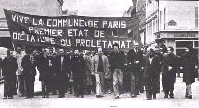 Commune Paris - prolétariat