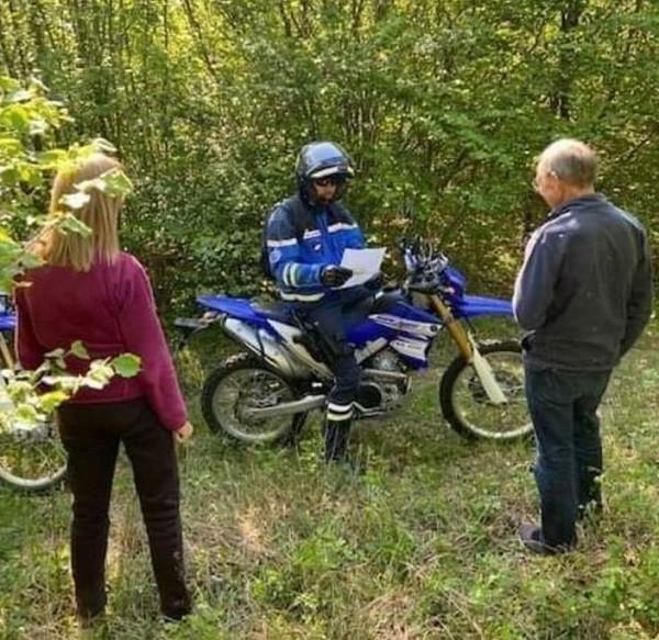 Gendarmerie- traque-randonneurs-forêt