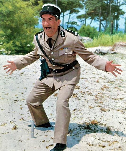 Louis de Funès - Gendarme Saint Tropez