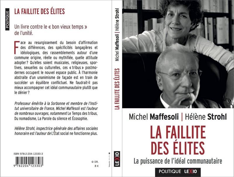Michel Maffesoli - Hélène Strohl - Faillitte élites