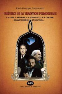 Paul-Georges Sansonetti - Présence tradition primordiale