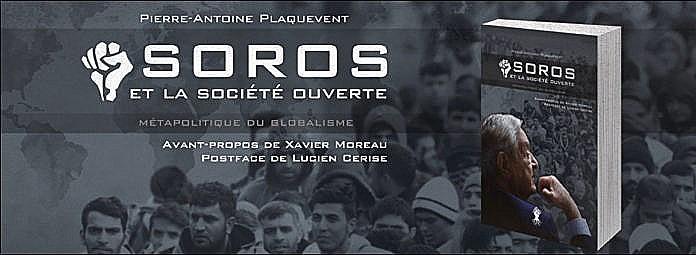 Pierre-Antoine Plaquevent - George Soros - Société ouverte - Open society